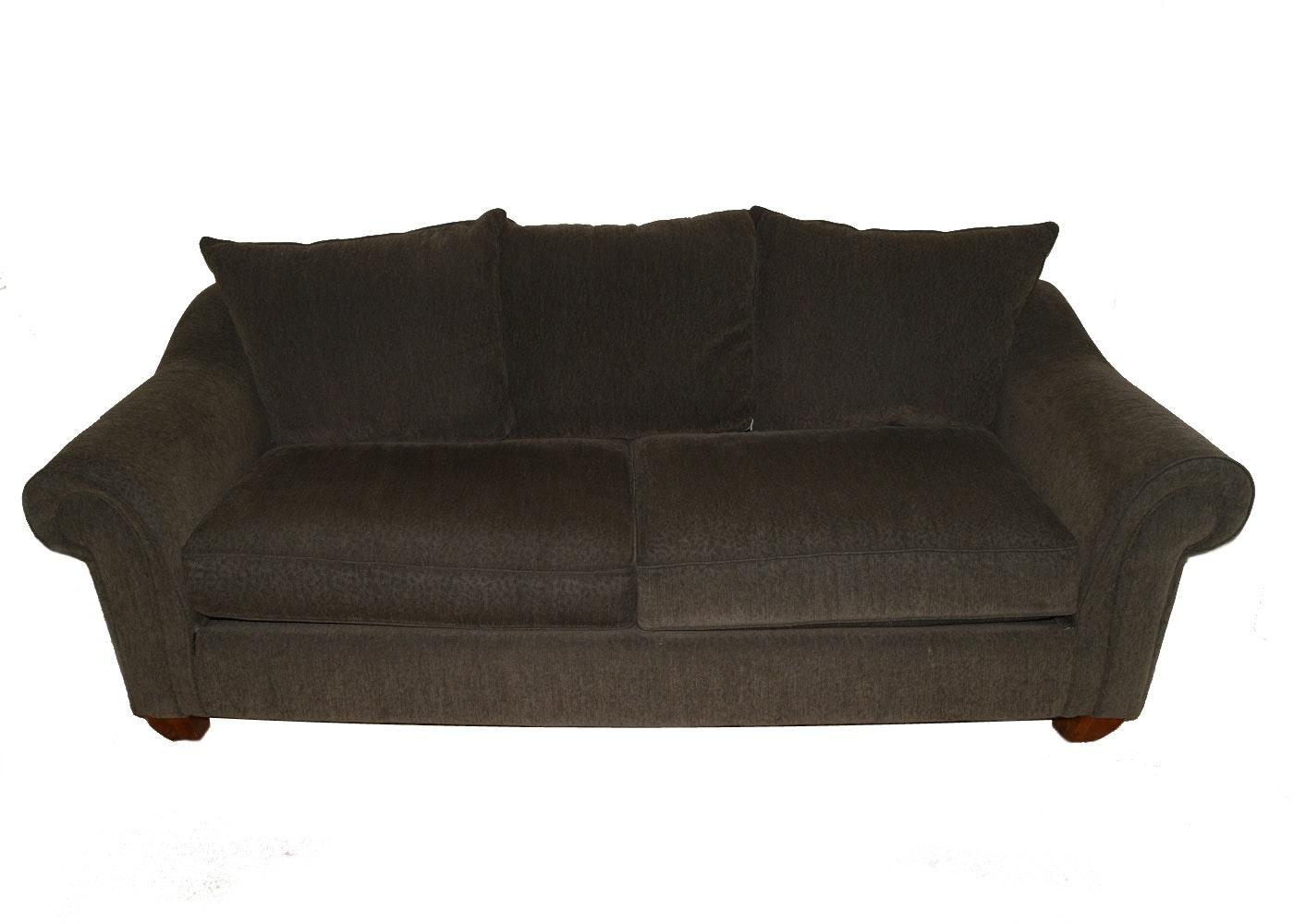 Elegant Contemporary Sofa By Corinthian INC ...