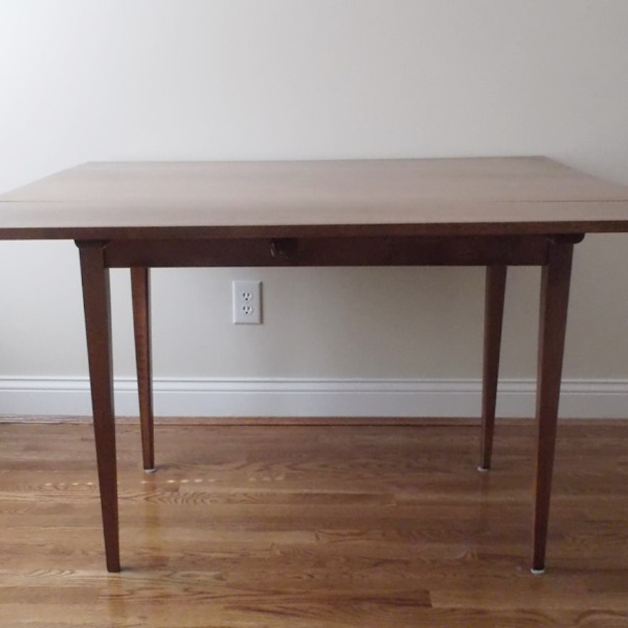 Hitchcock Drop Leaf Dining Table