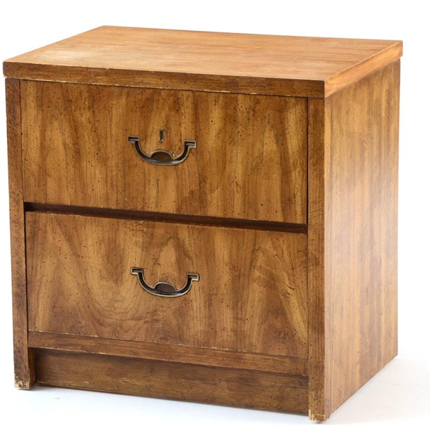 Dixie Furniture Nightstand Ebth