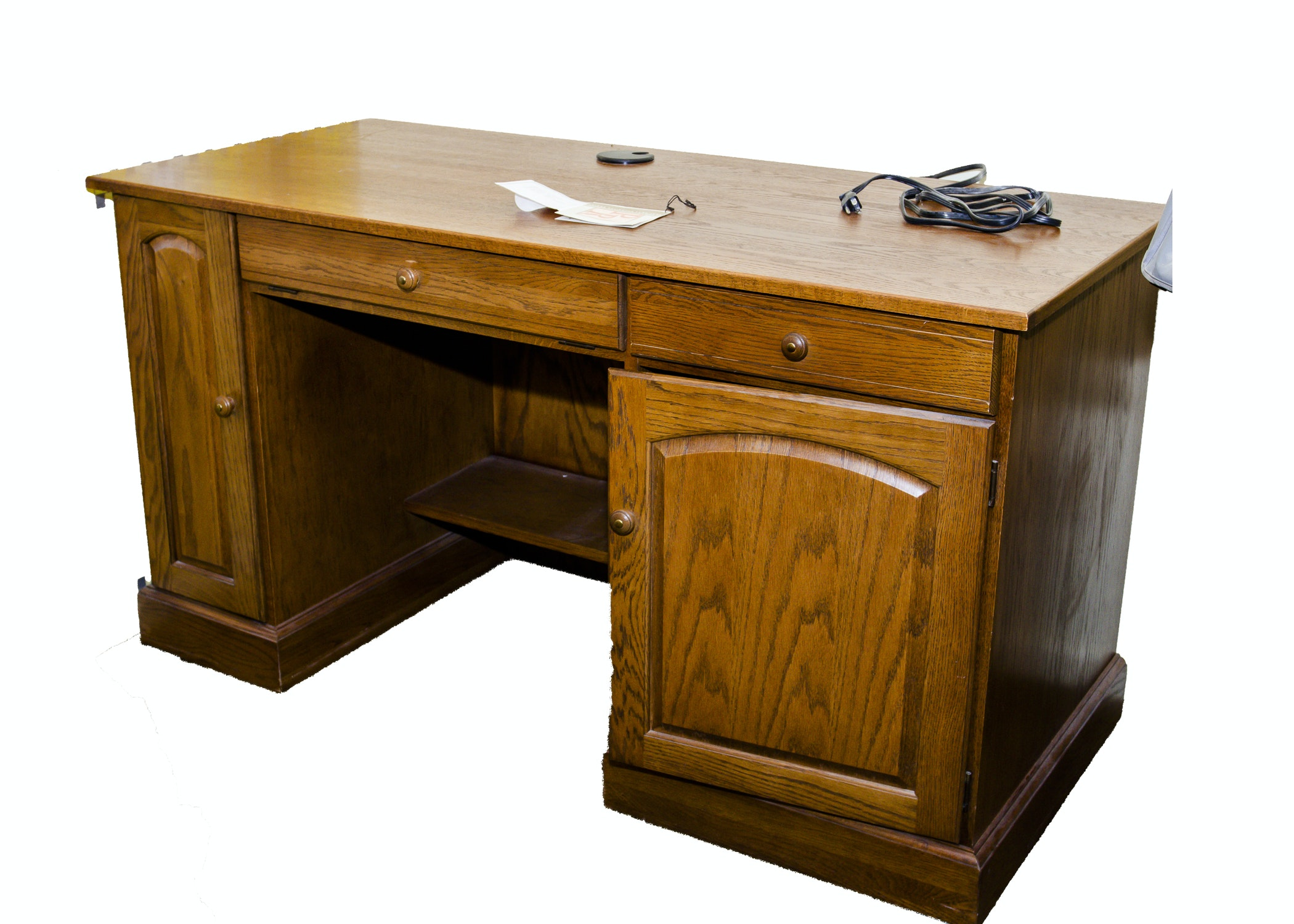 Peters Revington Computer Desk Ebth
