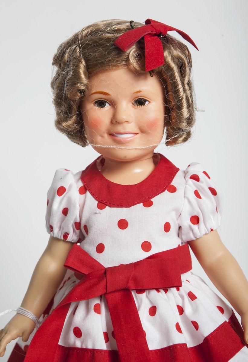 Shirley Temple Doll Circa 1972 Ebth