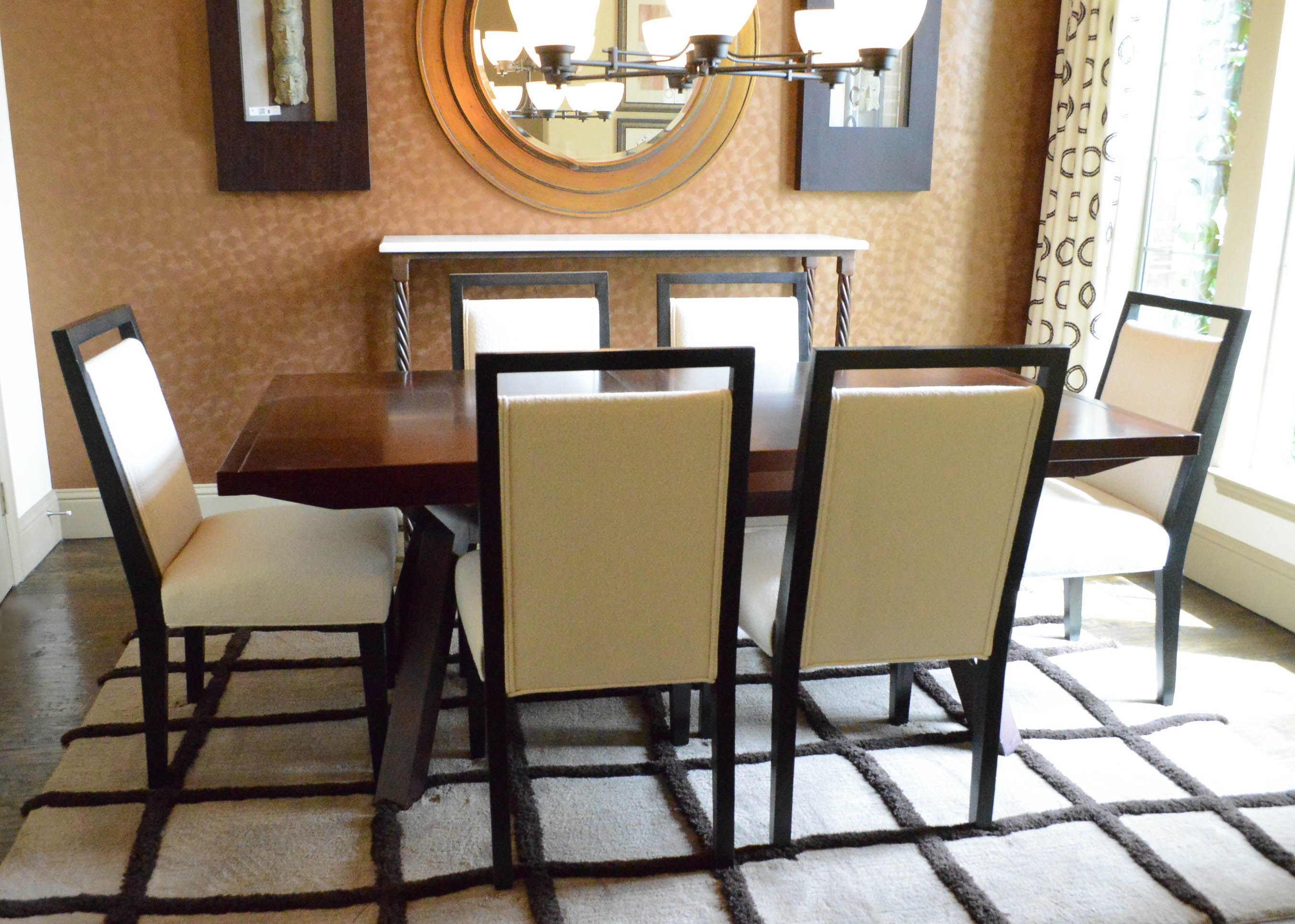 Model home furniture sale dallas texas