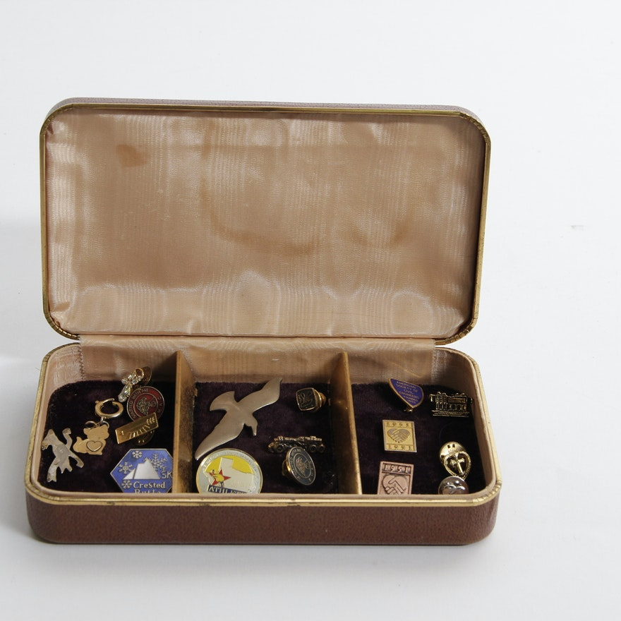 Farrington Jewelry Box Custom Vintage Farrington Jewelry Box EBTH