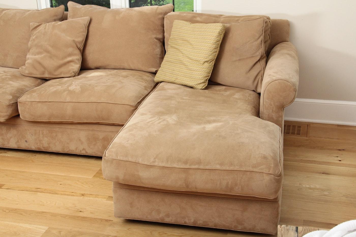 Macy S Modern Concepts Sectional Sofa Ebth