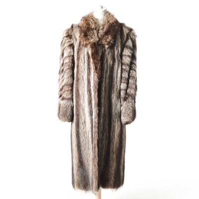 Vintage Fur Coat Auction: Mink Coats Fox Coats and More (Page 57