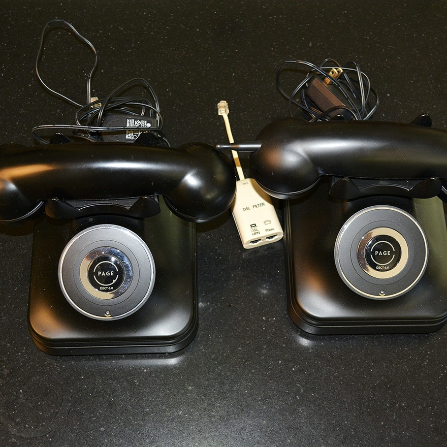 Cordless Grand Phone Duo