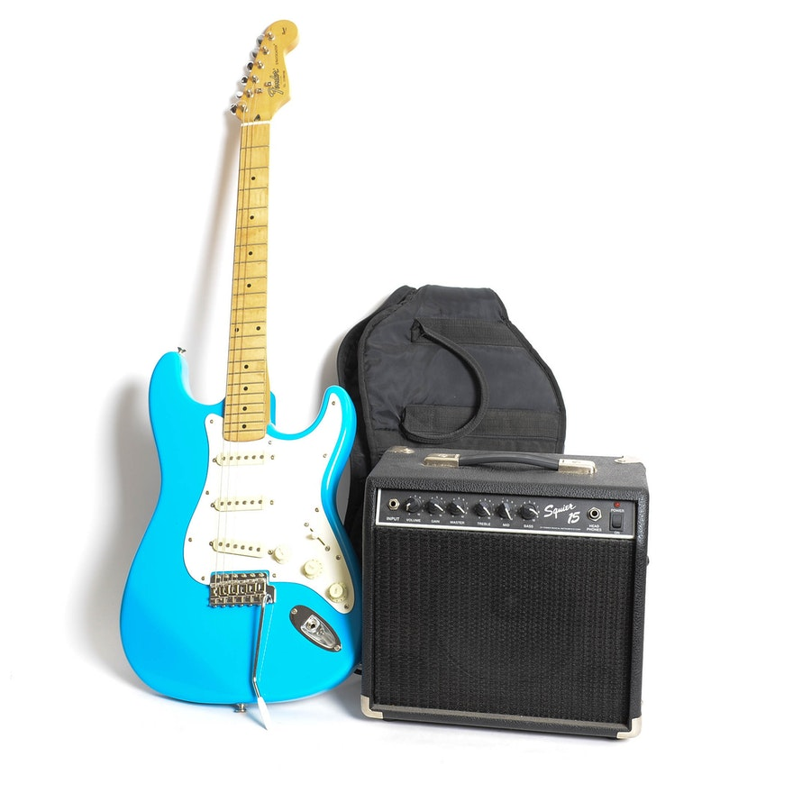 Fender Stratocaster Guitar