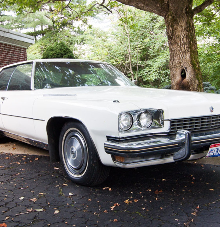 Buick Electric Car: 1973 Buick Electra Limited : EBTH