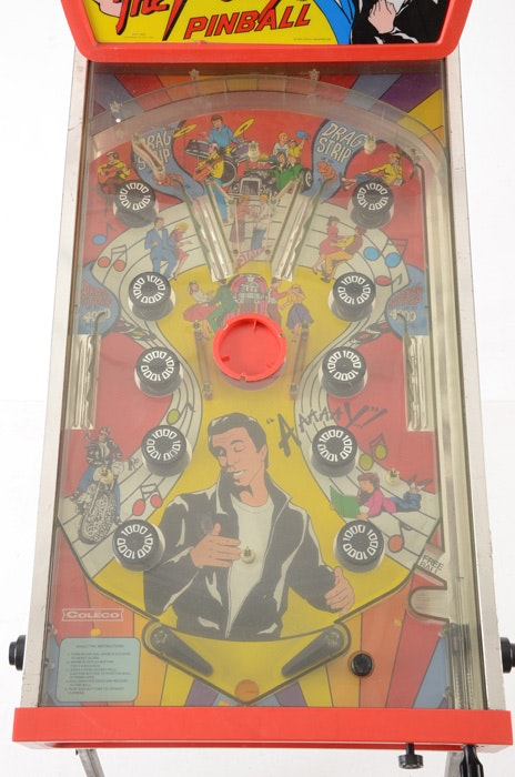 fonz pinball machine
