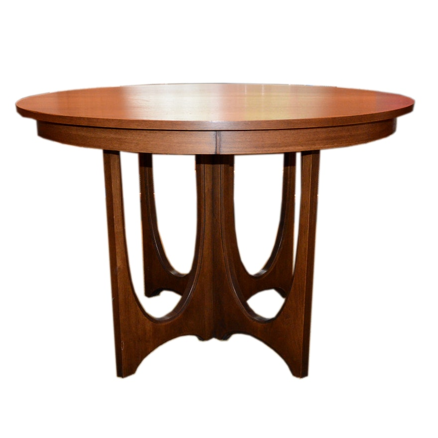 Broyhill Round Dining Table: Broyhill Brasilia Dining Table