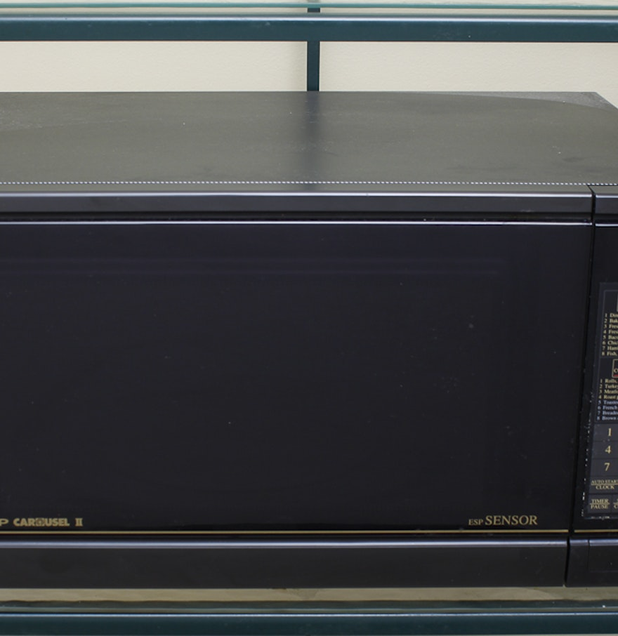 Sharp Carousel Ii Microwave