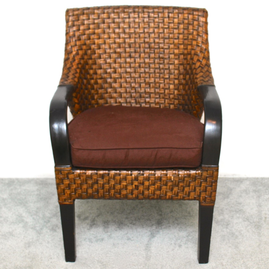Pier 1 Imports Rattan Chair