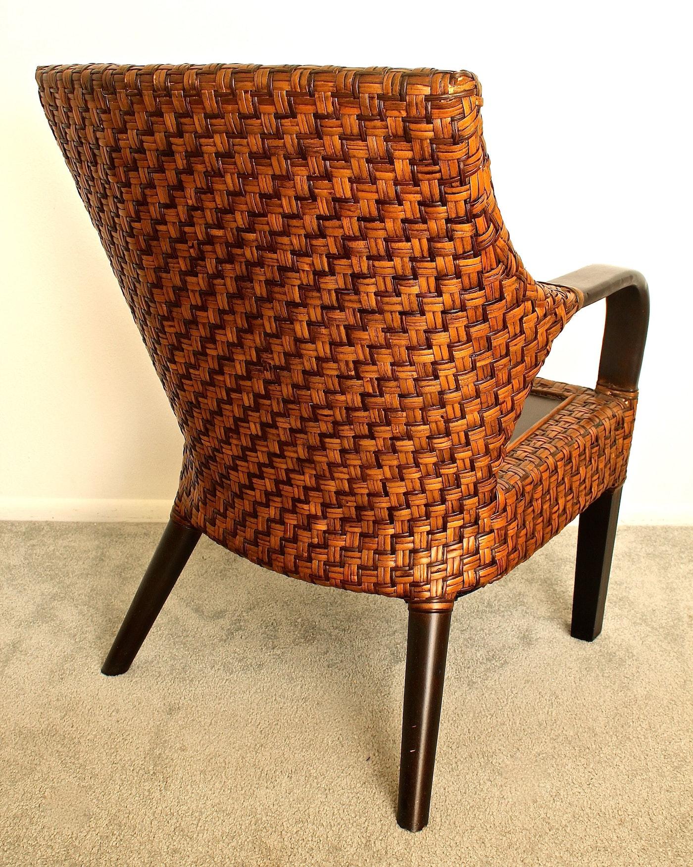 Pier 1 Imports Rattan Chair : EBTH