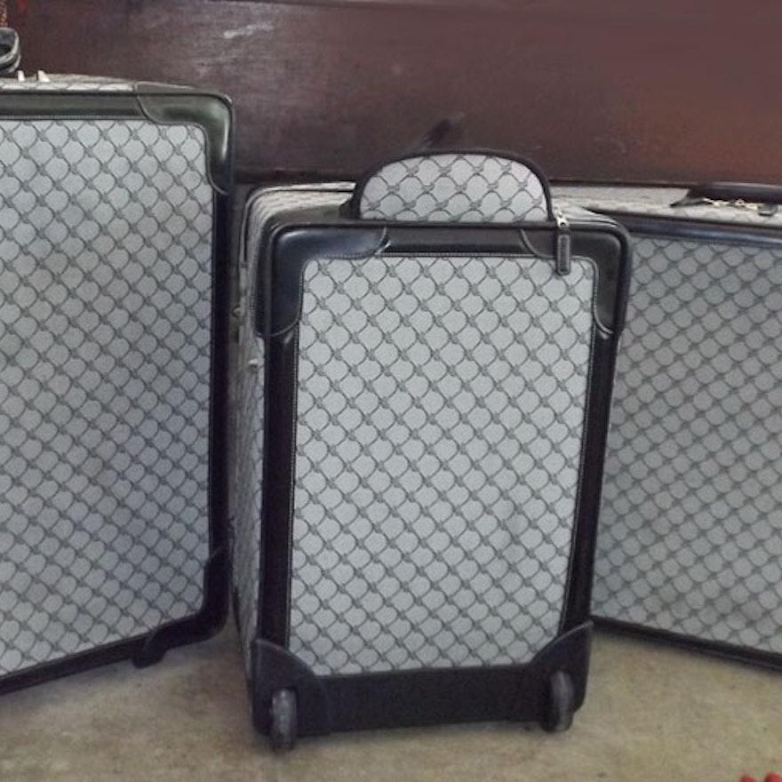 30658e7f7eea Ralph Lauren RLL Luggage Set   EBTH