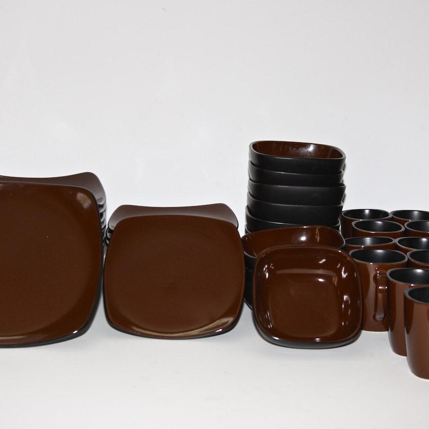 Hearthstone Stoneware Set : EBTH