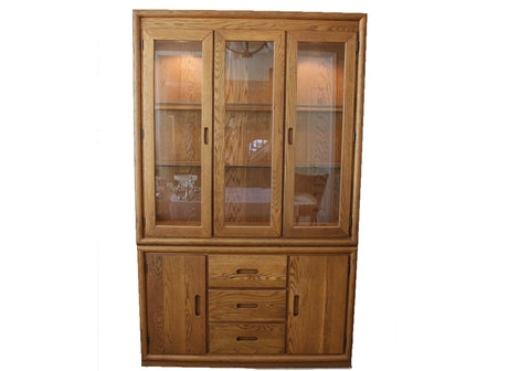 Dixie By Lexington China Cabinet ...