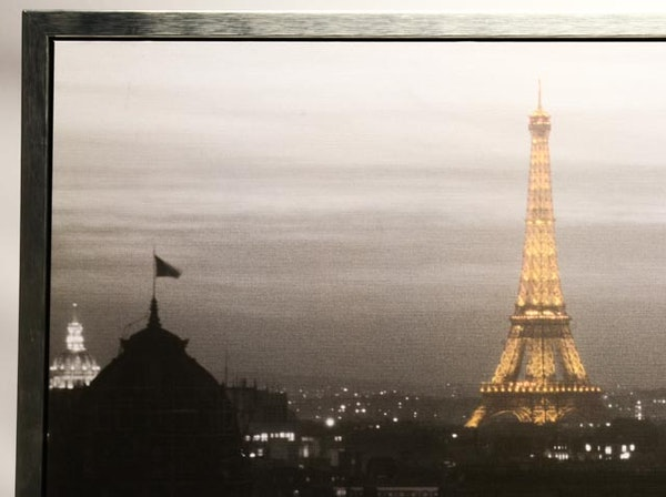 Jean Marc Charles Quot Paris Quot Canvas Ikea Print Ebth
