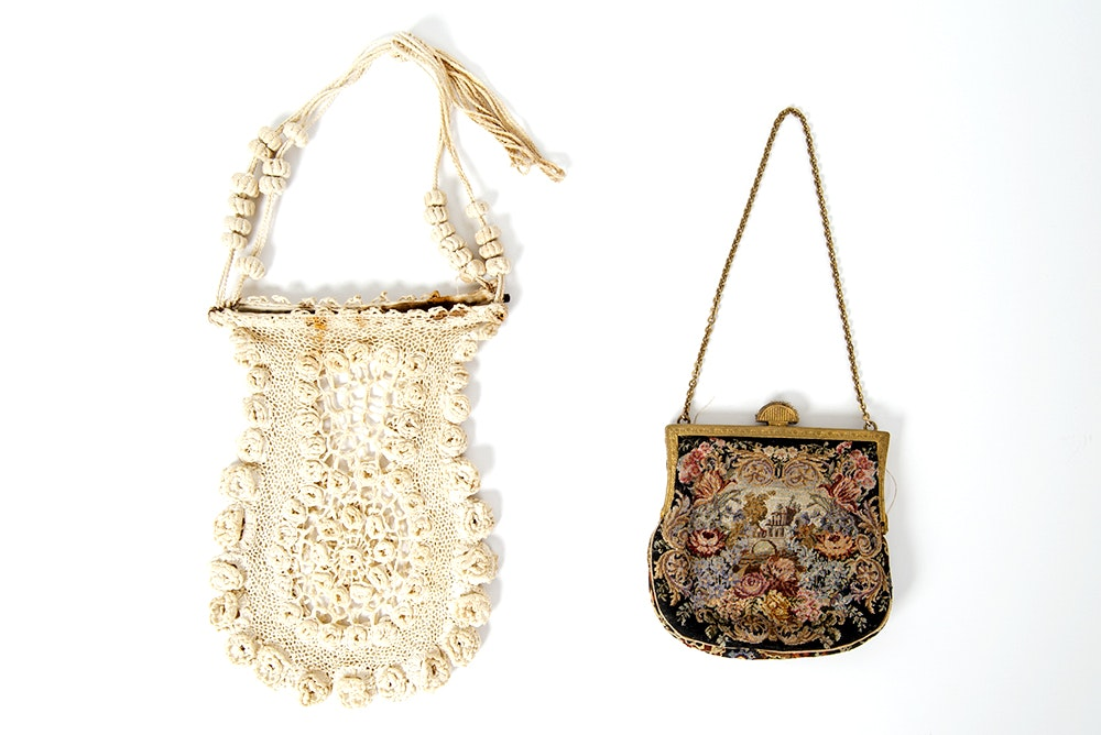 vintage evening bags ebth