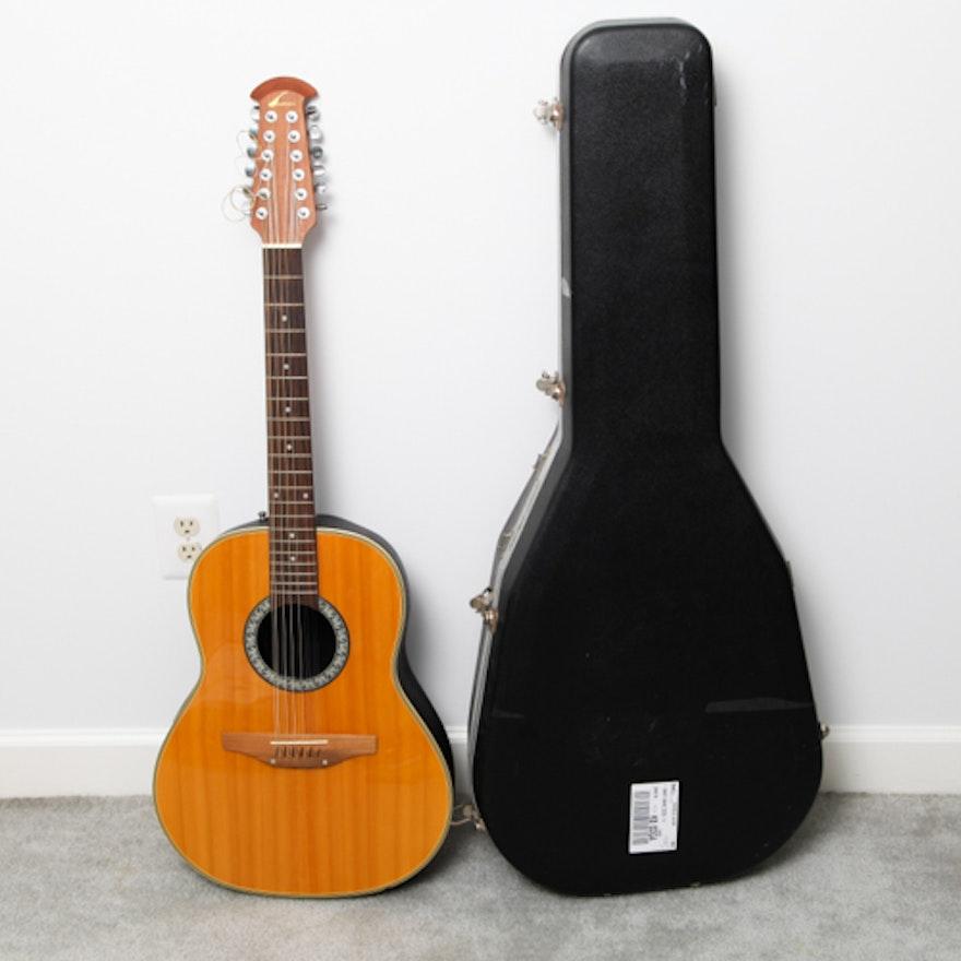 Ovation 12 String Guitar for sale | Only 3 left at -75%