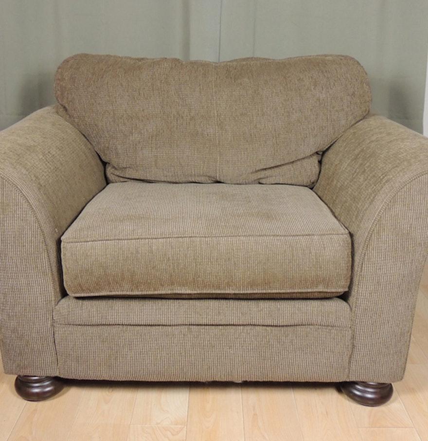 Alan White Oversized Club Chair
