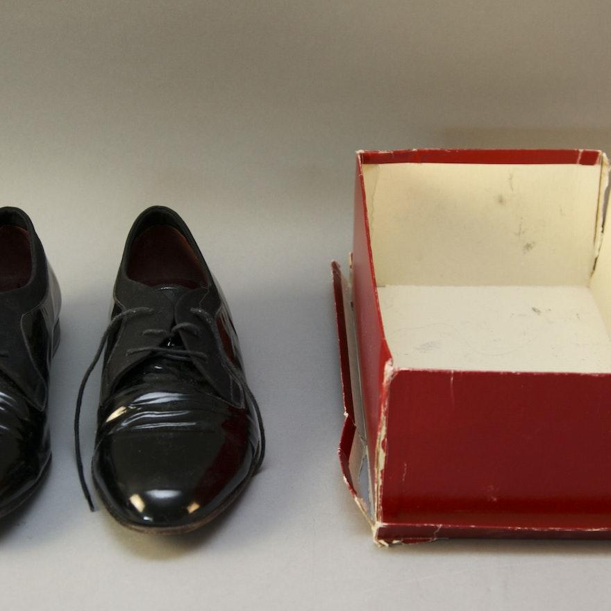 Mens Bally Parklane Shoes For Tux Size 11