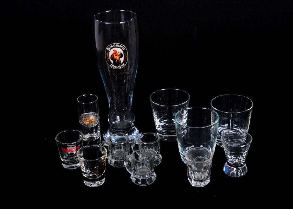 Assortment of Glassware EBTH : untitled 580jpgixlibrb 10 from www.ebth.com size 600 x 428 jpeg 37kB
