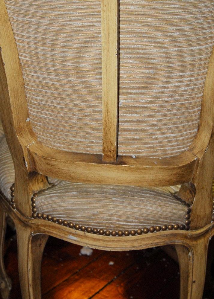 Louis Xv Style Balzarotti Chairs Ebth