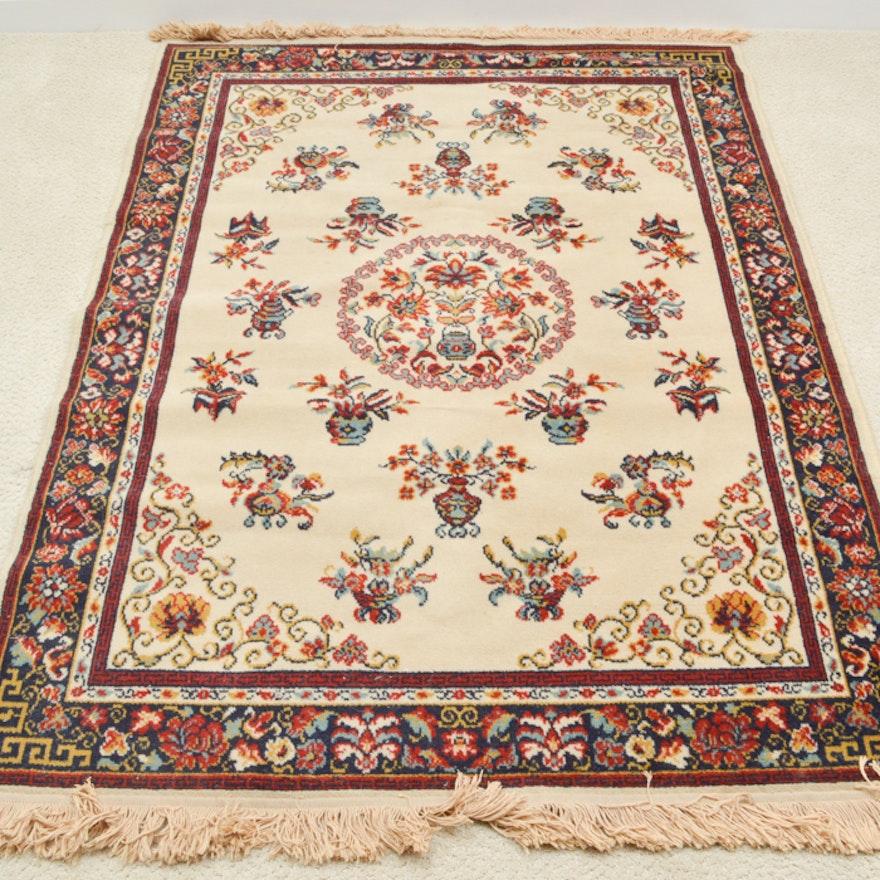 Royal Persian Wilton Jaquard Woven Rug