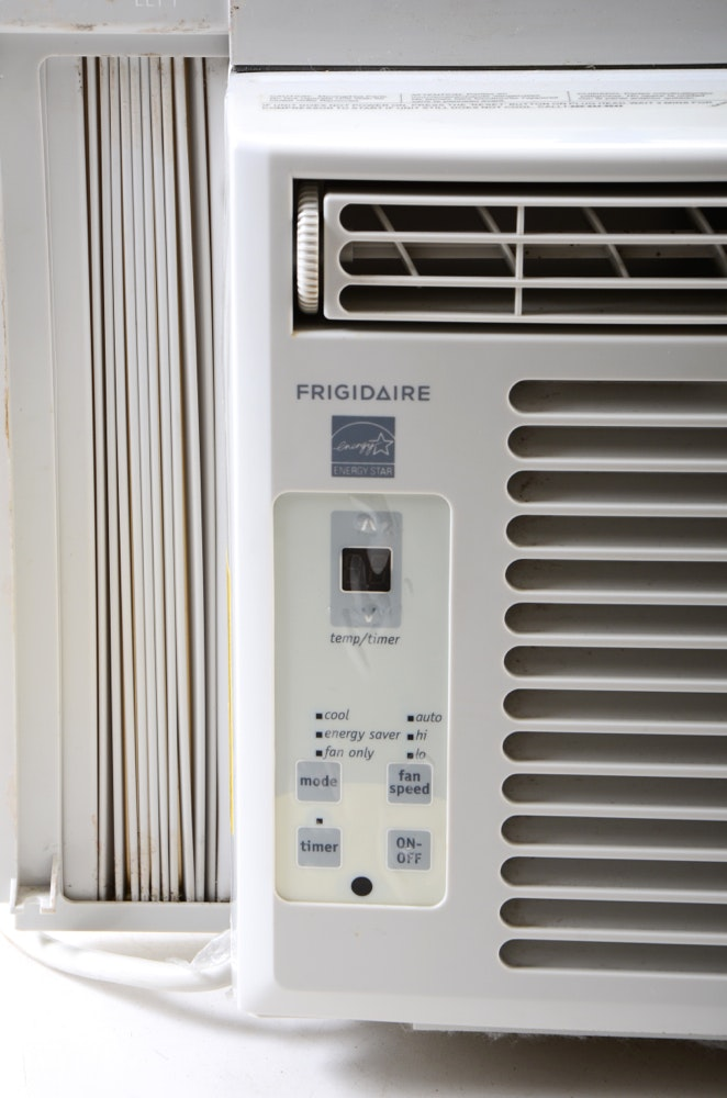 Frigidaire window mounted air conditioner ebth for 15 inch wide window air conditioners