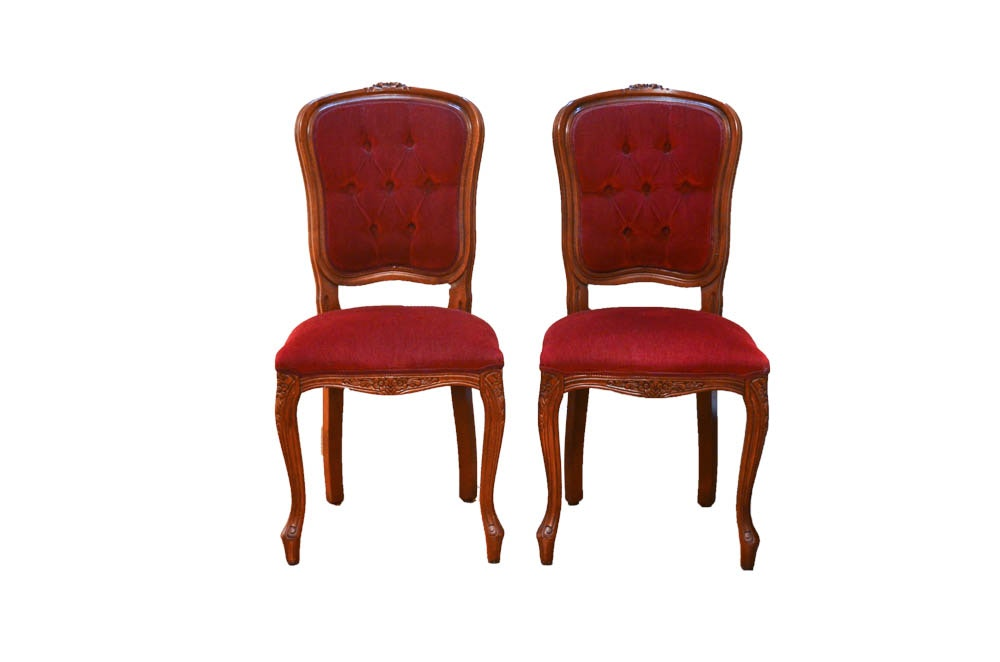 Luca Ferrari Rococo Chairs ...