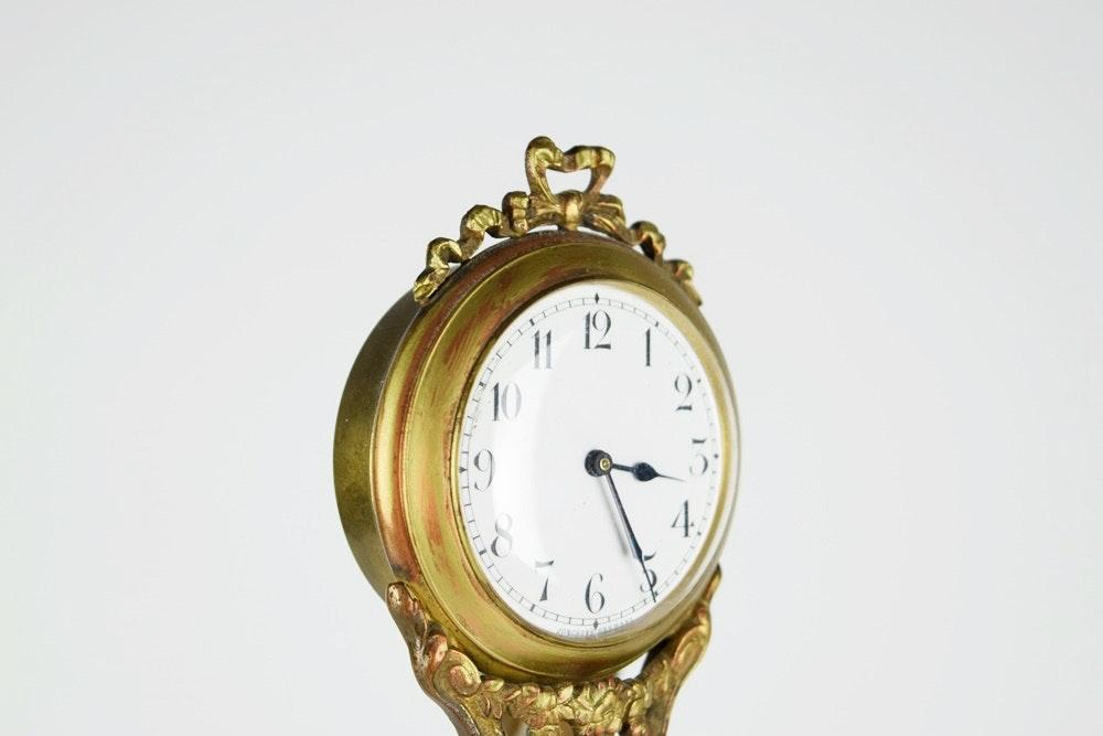 Meiko diana mystery swinger clock