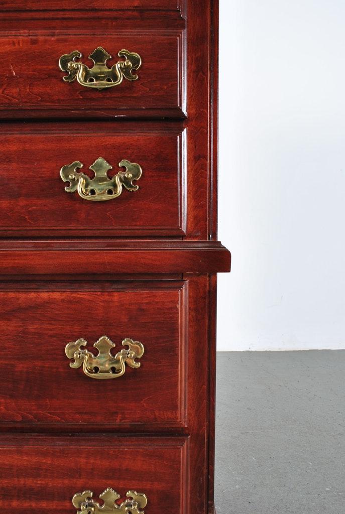 Lea Furniture Tall Dresser Ebth