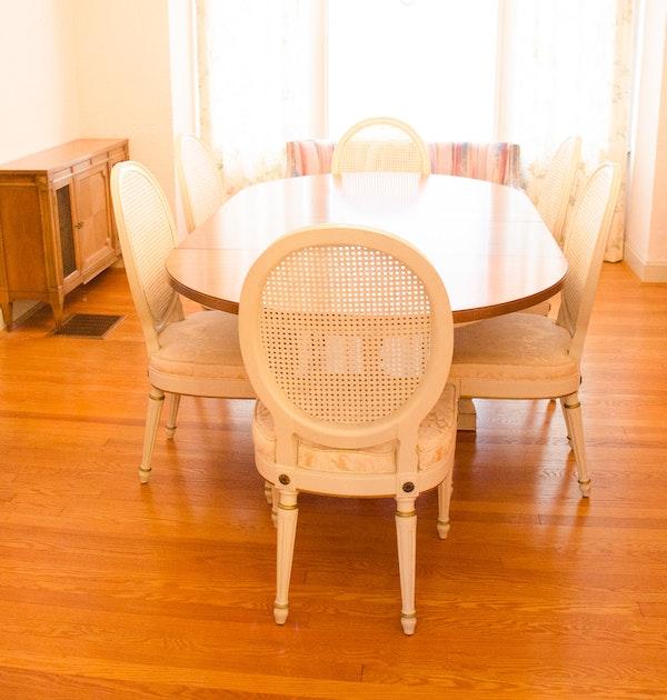Vintage Dining Room Table  S Ohio