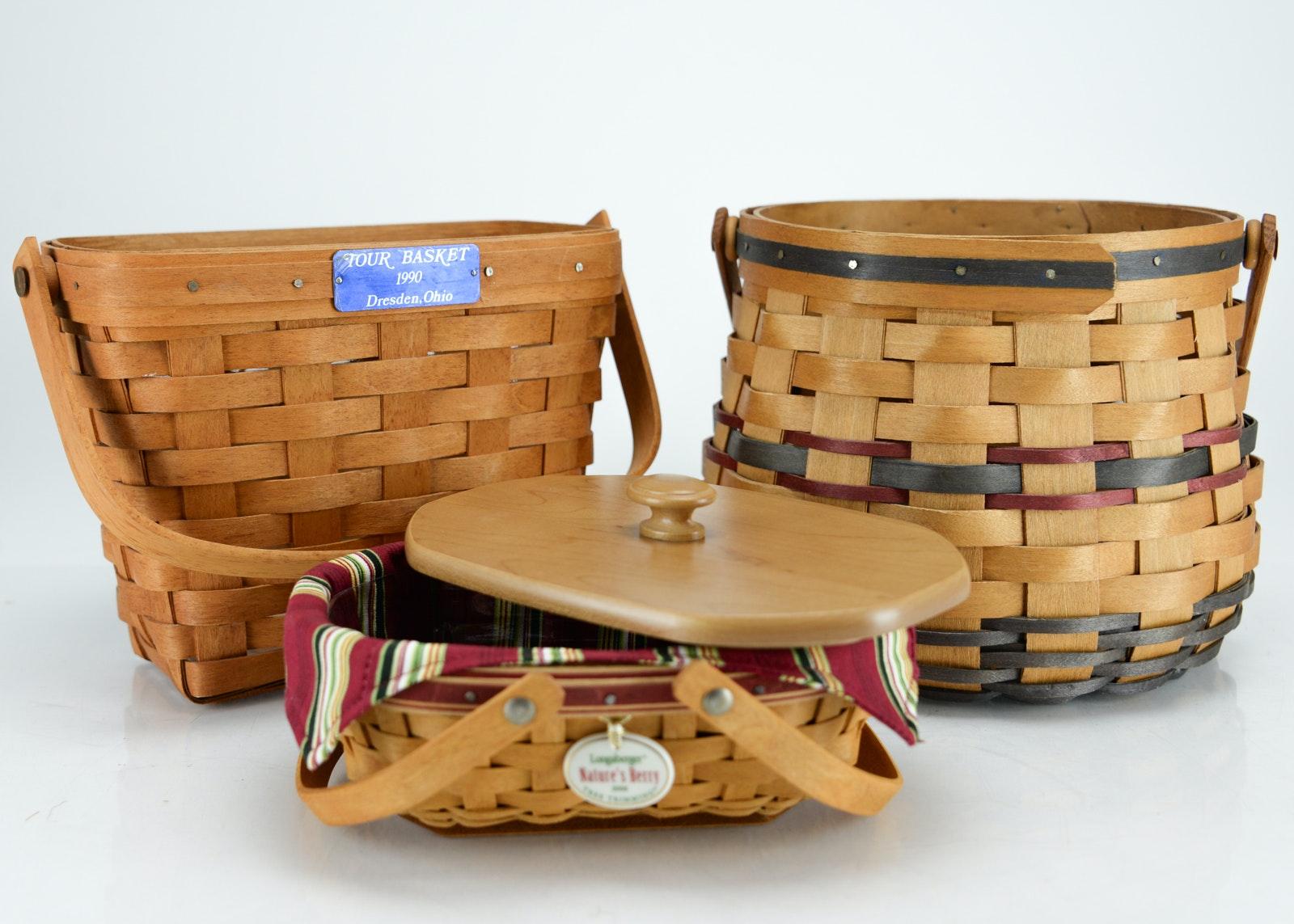 Antique Decorative Baskets Vintage Decorative Baskets In Lexington Kentucky Showroom Sale