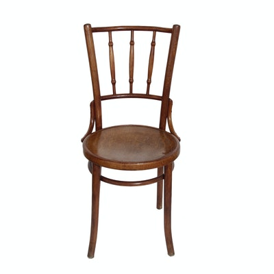 thonet embossed cafe chair - Midcentury Cafe 2015