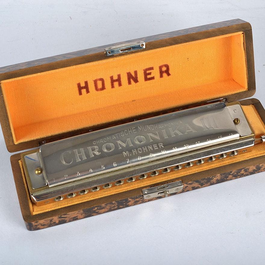 Vintage Hohner 40
