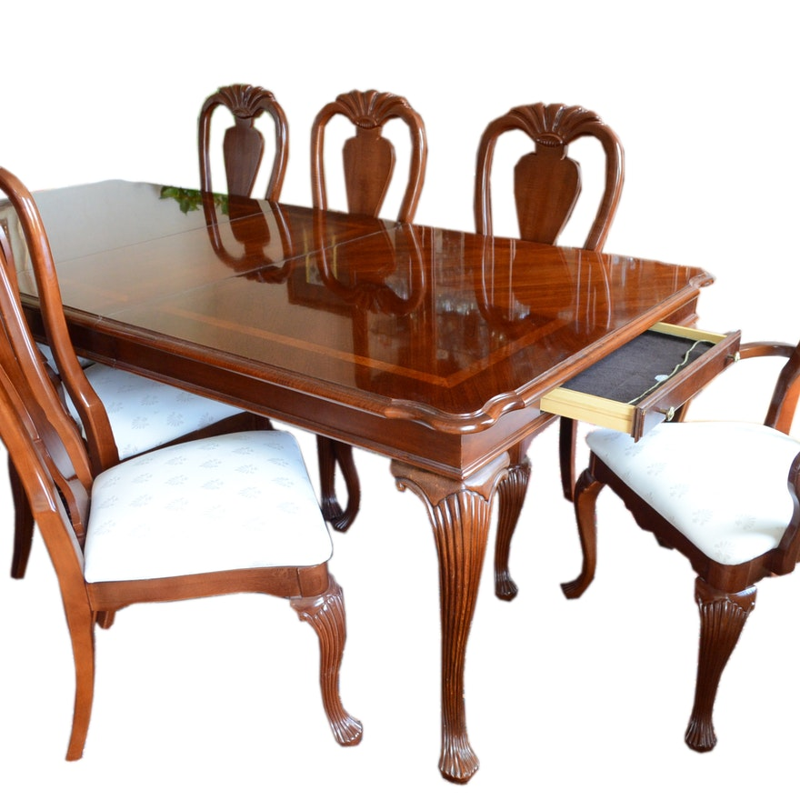 Queen Anne Dining Table Dining Room Ideas