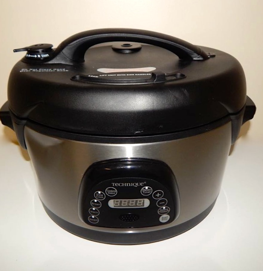On Sale Electric Pressure Cooker ~ Technique electric pressure cooker ebth