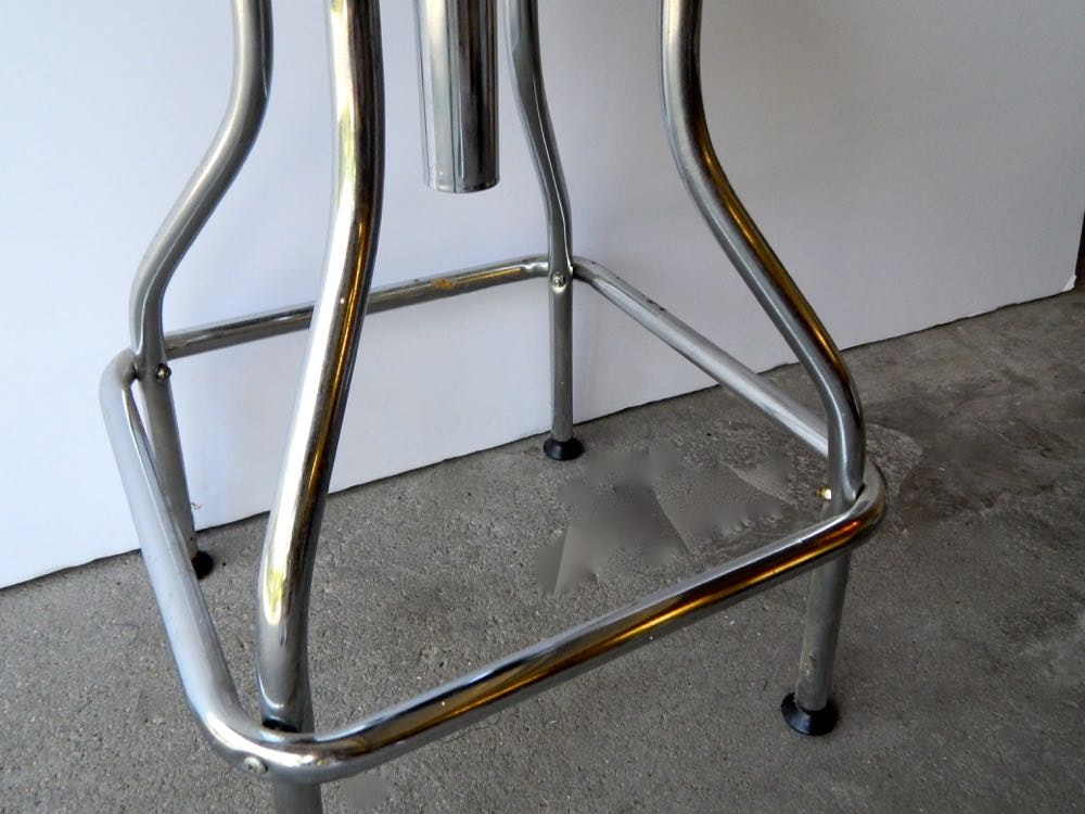 Craftsman Garage Stool Chair Ebth