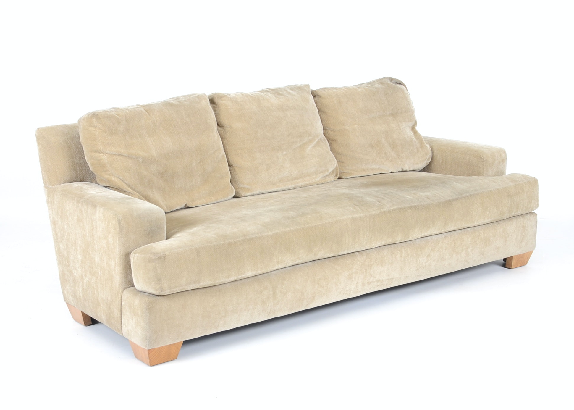 Directional Sofa Designed By Larry Laslo Ebth