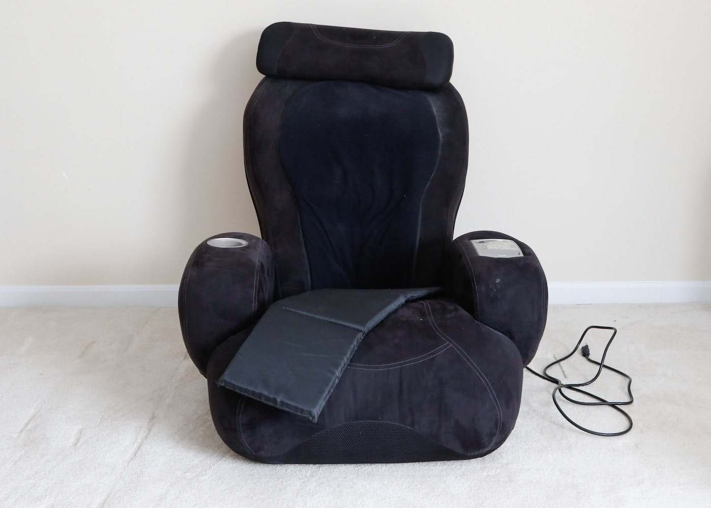 Ijoy Turbo2 Massage Chair With Ottoman 2 0 Calf Foot