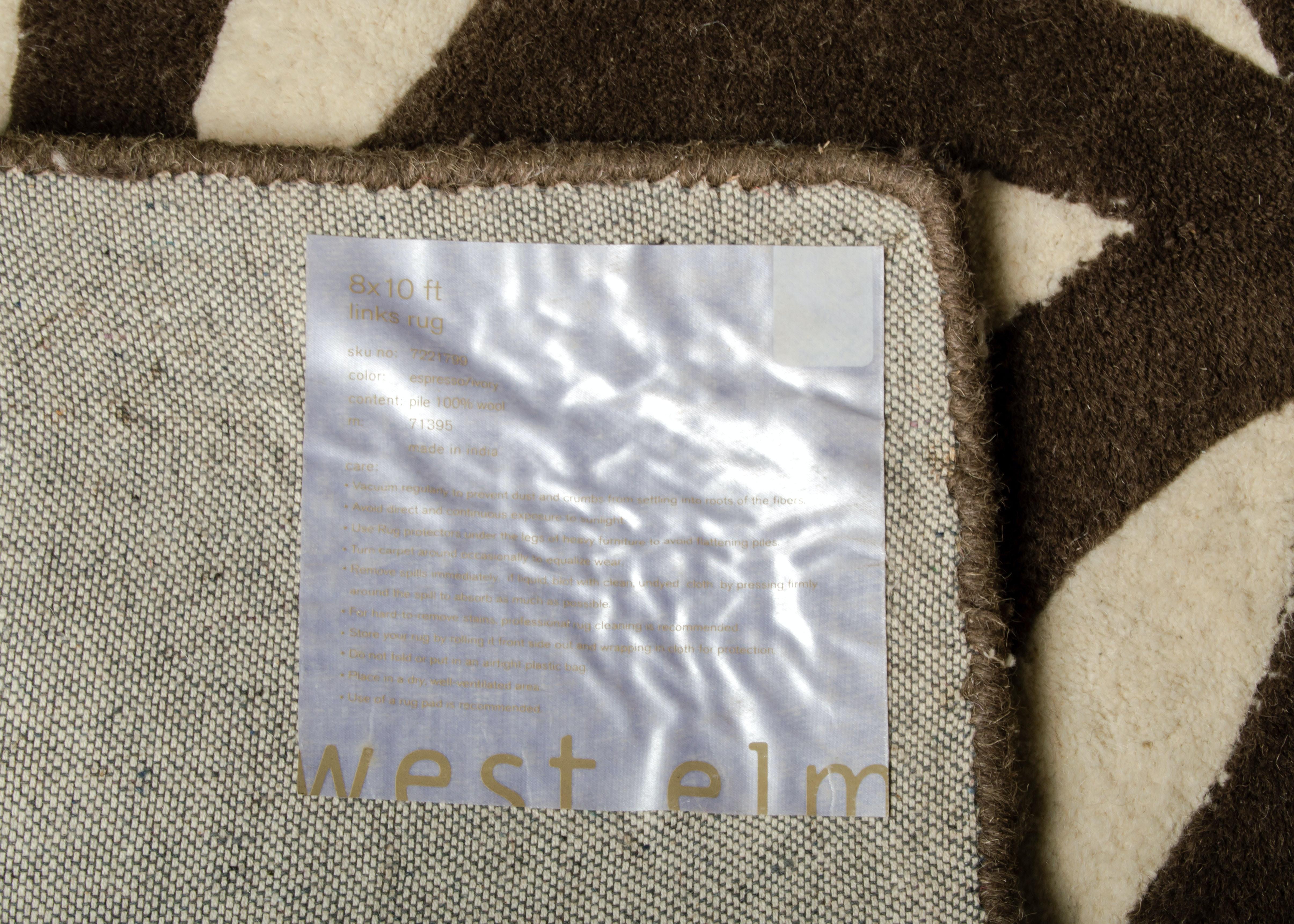 Rug West Elm