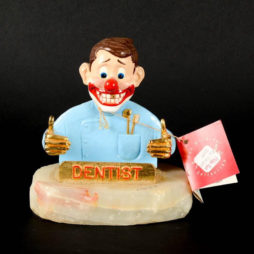 Business card holder dentist ebth business card holder dentist colourmoves