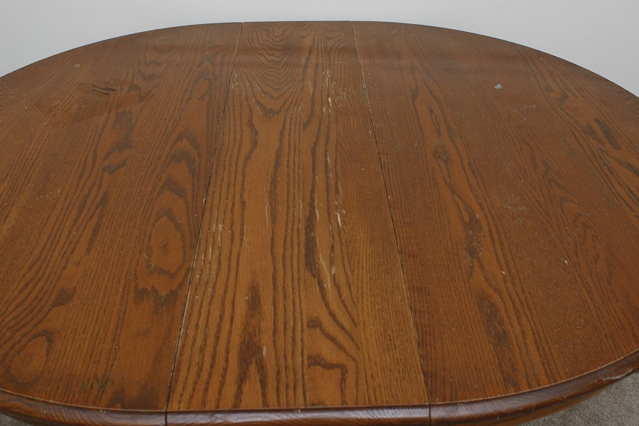 Bent Rims Jefferson Woodworking Dining Table Ebth