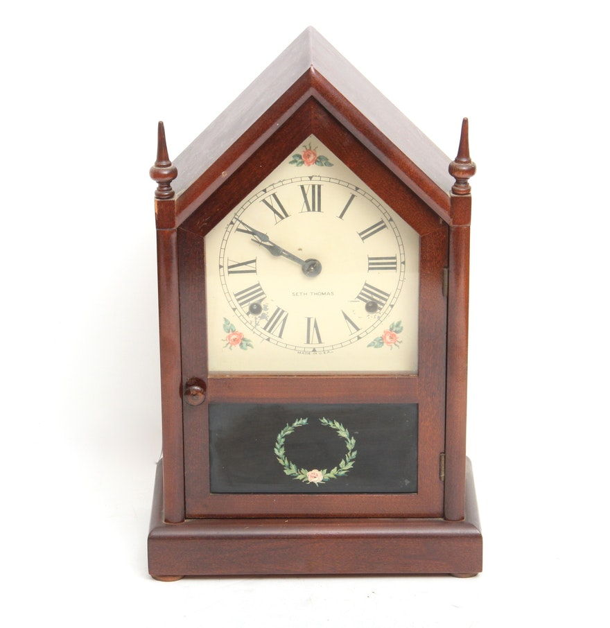 Seth Thomas Vintage Clocks 105