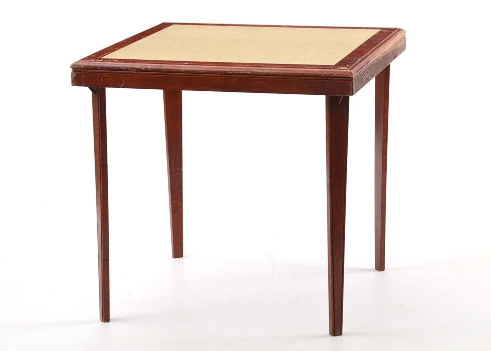 Elegant Vintage Stakmore Folding Table ...