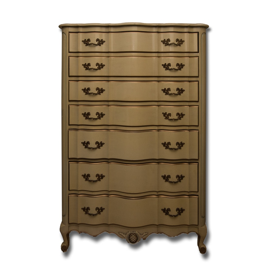 Continental Furniture French Provincial-Style Dresser : EBTH