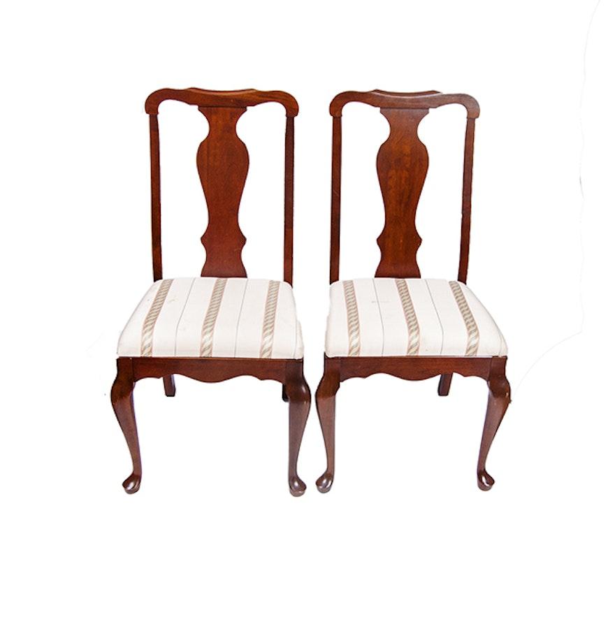 Pennsylvania House Dining Chairs : EBTH