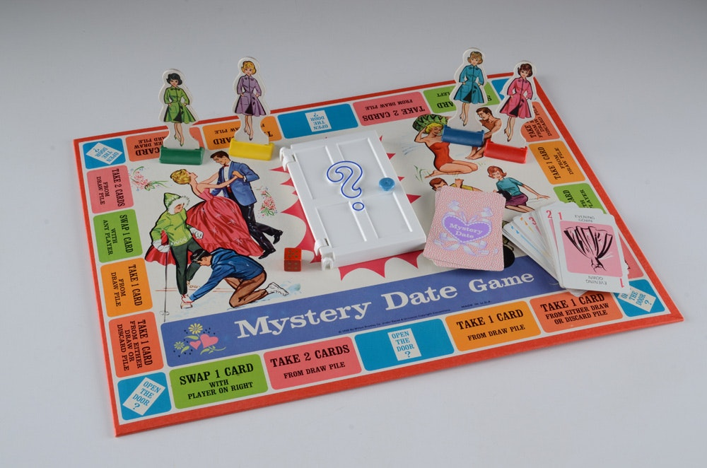 Mad Men: Mystery Date, the board game     Dallas Morning News