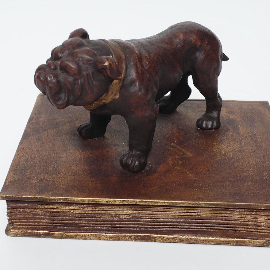 Bulldog statues Deals at Shop Better Homes & Gardens | BHG ...